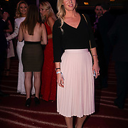 Westminster, UK. 20th Apr, 2017. Cecilia Svensson creative assistant tessm.Se attends The annually National UK Blog Awards at Park Plaza Westminster Bridge, London. by See Li