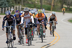 The 2008 USA Cycling Collegiate National Championships Road Race men's Division 1 event was held near Fort Collins, CO on May 9, 2008.