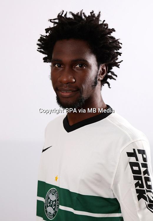 Brazilian Football League Serie A / <br /> ( Coritiba Foot Ball Club ) - <br /> Guilherme Ferreira Pinto &quot; Negueba &quot;
