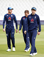 England Nets Session - Emirates Old Trafford - 23 June 2018