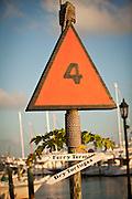 Key West Harbor in Key West, Florida