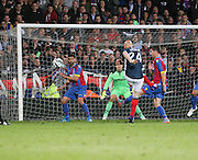 Temuri Ketsbaia  fires a shot just wide in the dying minutes - Crystal Palace v Dundee - Julian Speroni testimonial match at Selhurst Park<br /> <br />  - © David Young - www.davidyoungphoto.co.uk - email: davidyoungphoto@gmail.com