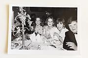 Fresco Hasselby, Hattie Burbage, Nicola de Selincourt, William Jewson, Crystal Ball. used March 84.