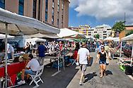 Roma 31 Agosto 2014<br /> Il mercato di Porta Portese in Via Napoleone Parboni