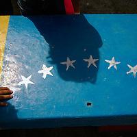 VENEZUELAN POLITICS / POLITICA EN VENEZUELA<br /> Trujillo State - Venezuela 2006<br /> (Copyright © Aaron Sosa)