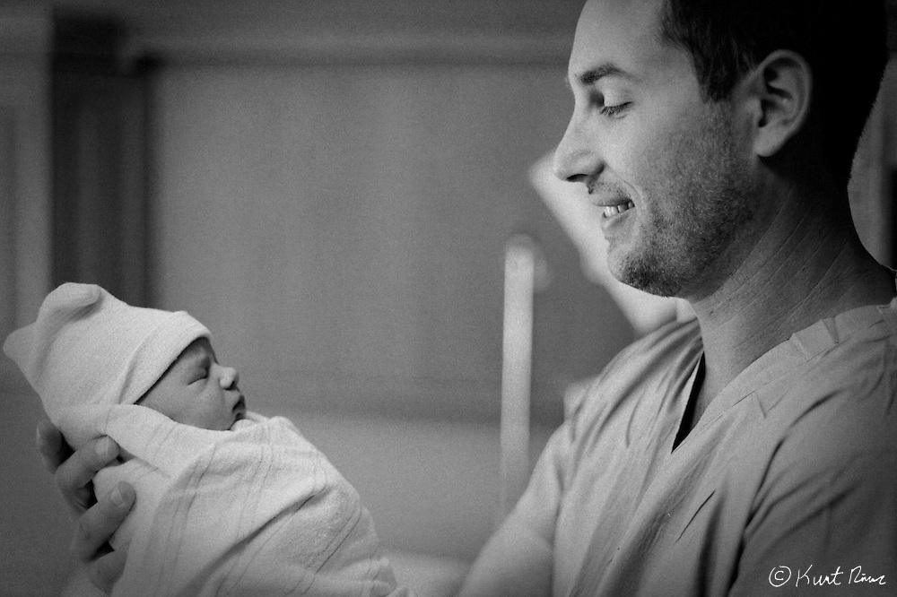 Tobias Daniel Powell born on April 28, 2014 with parents Sandy Powell and Daniel Powell.