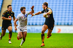 Wasps - Mandatory by-line: Dougie Allward/JMP - 18/01/2020 - RUGBY - Ricoh Arena - Coventry, England - Wasps v Bordeaux-Begles - European Rugby Challenge Cup