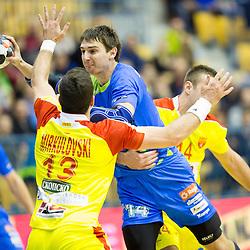 20160105: SLO, Handball - Friendly game, Slovenia vs FYR of Macedonia