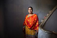 Acid attack survivors (Bangladesh)