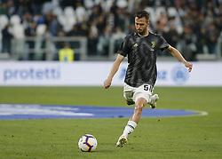 May 3, 2019 - Turin, ITA, Italy - Miralem Pjani? during Serie A match between Juventus v Torino, in Turin, on May 3, 2019  (Credit Image: © Loris Roselli/NurPhoto via ZUMA Press)