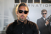 2019, June 17. Pathe ArenA, Amsterdam, the Netherlands. Tommie Christiaan at the dutch premiere of Men In Black International.