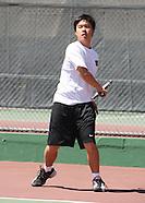 Foothill Tennis Varsity 2010