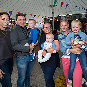 14.06.2018.             <br /> Limerick Food Group hosted the Urban Food Fest street food evening in the Milk Market on Thursday June 14th with a 'Summer Fiesta' theme in one big Limerick city summer party.<br /> <br /> Pictured at the event were, Fiona Doyle O'Connor, Michael O'Connor, Riain O'Connor, Orla Quinn, George Quinn, Amber O'Sullivan and Aoibhe O'Sullivan. Picture: Alan Place