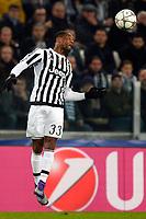 Patrice Evra Juventus <br /> Torino 23-02-2016 Juventus Stadium, Football Champions League 2015/2016 Round of 16 Juventus - Bayern Munich / Juventus - Bayern Monaco .  Foto Filippo Alfero / Insidefoto