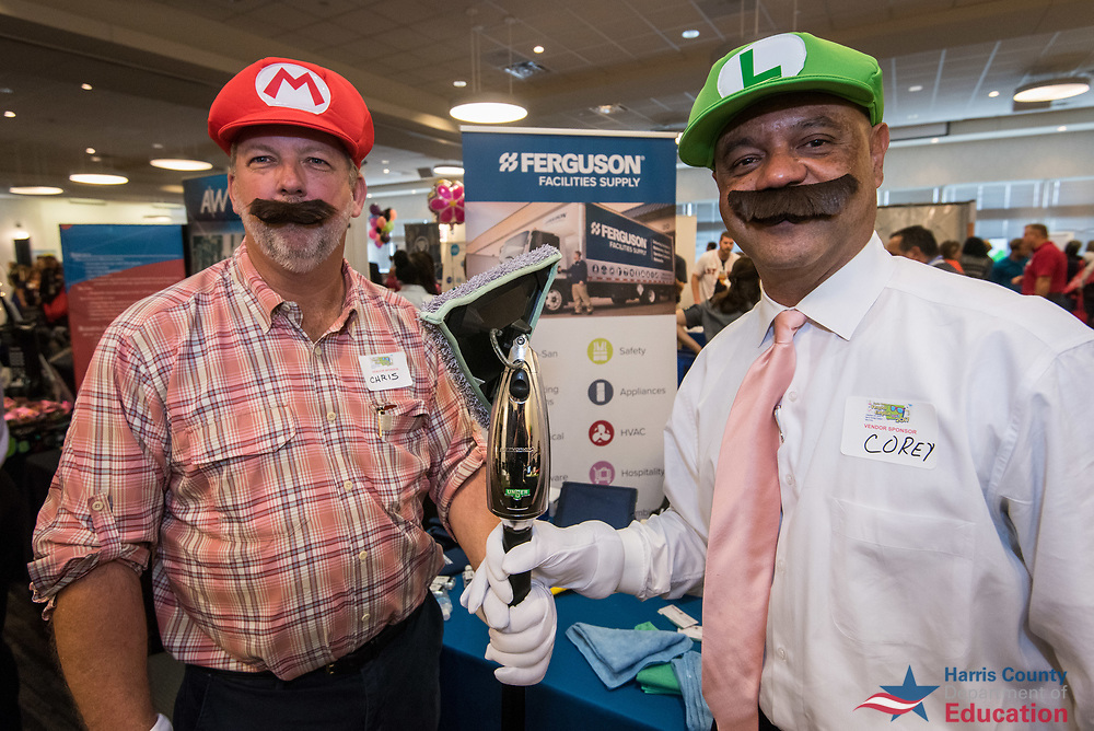 Choice Partners vendor fair, October 26, 2017.