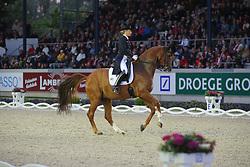 Lütkemeier, Fabienne, Qui Vincit Dynamis<br /> Aachen - CHIO<br /> CDI Kür<br /> © www.sportfotos-lafrentz.de/ Stefan Lafrentz