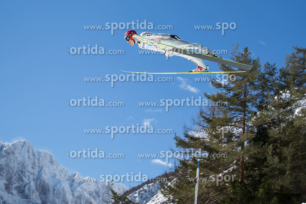 21.03.2013, Planica, Kranjska Gora, SLO, FIS Ski Sprung Weltcup, Skifliegen, Training, im Bild Jan Matura (CZE) // Jan Matura of Czech Republic in action during practice of the FIS Skijumping Worldcup Individual Flying Hill, Planica, Kranjska Gora, Slovenia on 2013/03/21. EXPA Pictures © 2012, PhotoCredit: EXPA/ Johann Groder