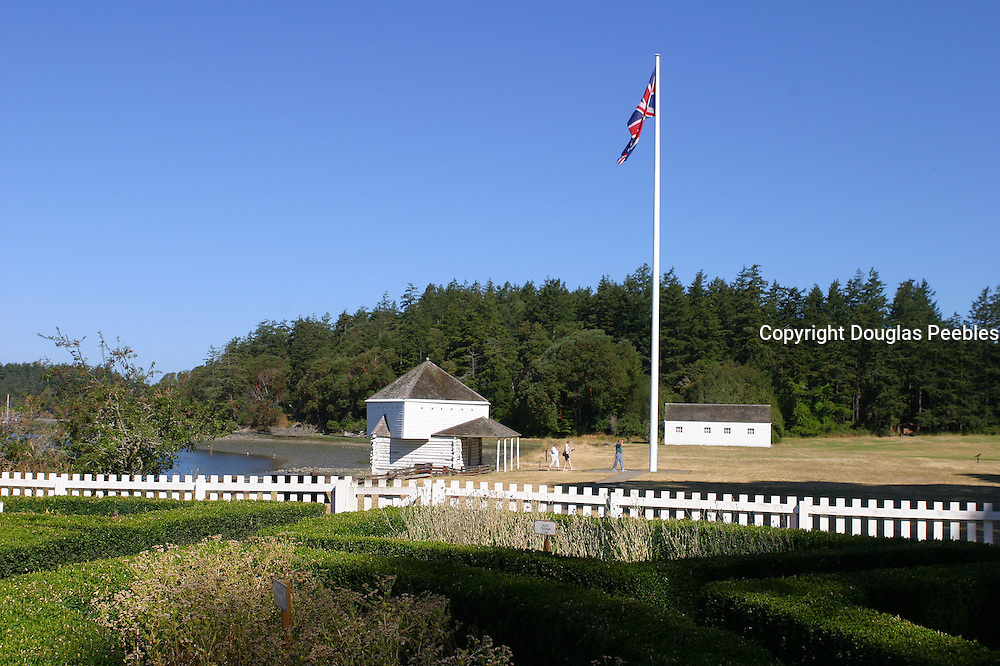 English Camp, San Juan Island, Washington<br />