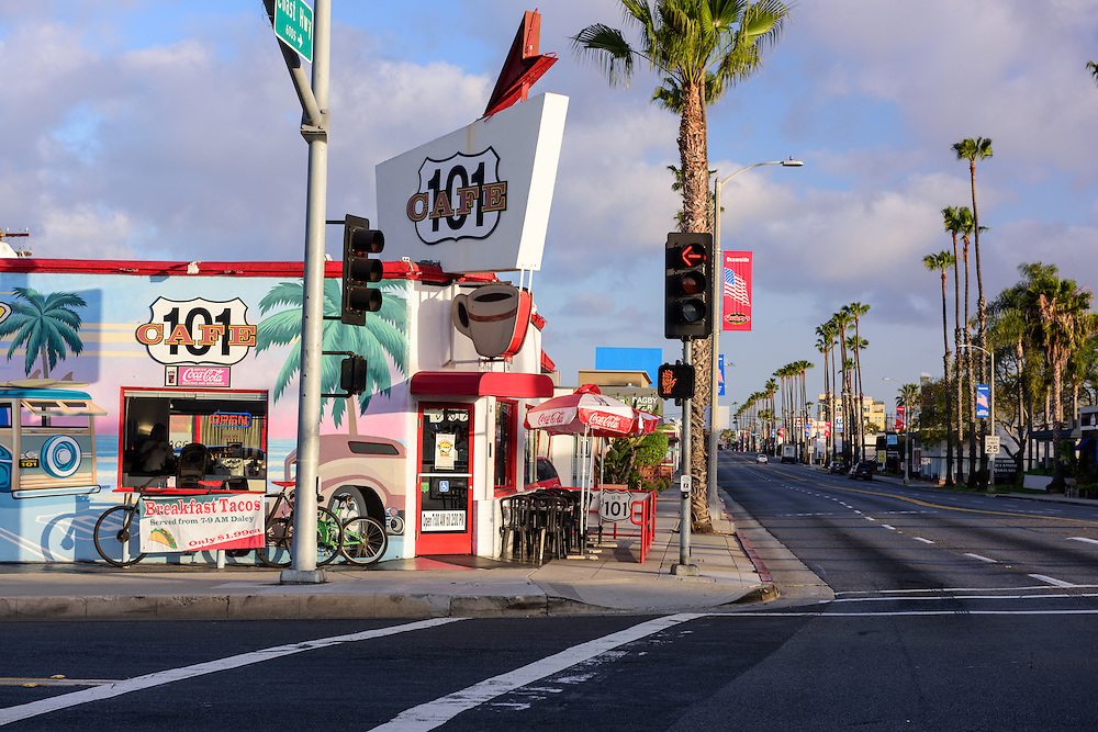 Route 101 Cafe, Oceanside, California
