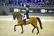 Chaneequa Dam - Emerio's Ureka<br /> Indoor Brabant 2016<br /> © DigiShots