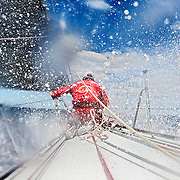 SAILING - WILD OATS XI, onboard. <br />  Sydney (AUS) - 14/12/08<br /> ph. Andrea Francolini