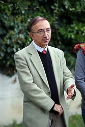 DIRIGENTE STEFANO GARGIONI<br /> ALBERO RICORDO DEL BAMBINI FILIPPO PARTIGIANI MORTO IN INCIDENTE STRADALE ALLA SCUOLA MEDIA BONATI A FERRARA