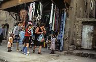Yemen. Sanaa.Russian presence in the capital   market  /    présence russe dans les rue de la capitale  .   soviétiques au marché
