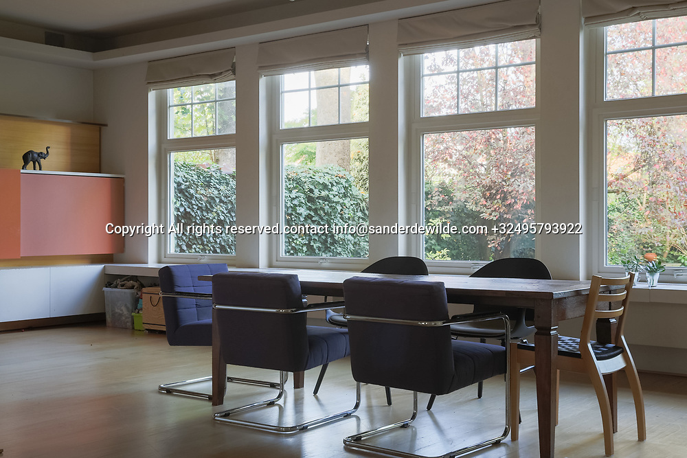 Brussels Belgium 2017 Oktober30 House for sale interior pictures architecture rue de Champs Elyzees 60 Ixelles Elsene Brussels Maison de Maitre