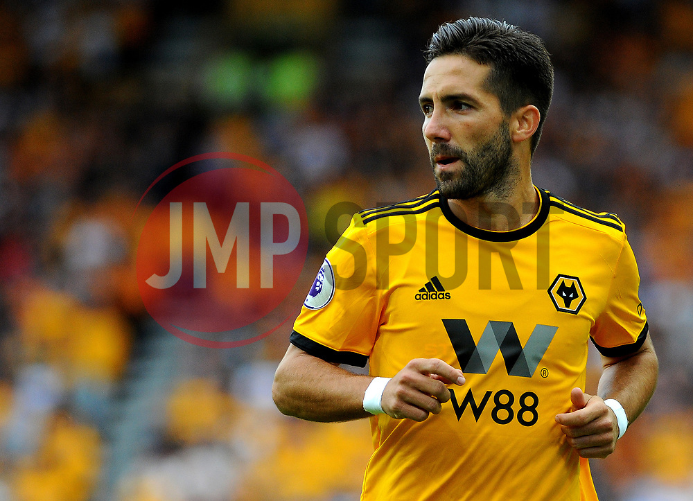Jonny of Wolverhampton Wanderers looks on - Mandatory by-line: Nizaam Jones/JMP - 11/08/2018/ - FOOTBALL -Molineux  - Wolverhampton, England - Wolverhampton Wanderers v Everton - Premier League
