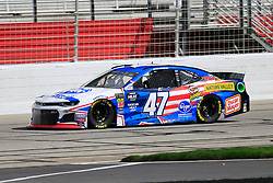 February 22, 2019 - Hampton, GA, U.S. - HAMPTON, GA - FEBRUARY 22: #47: Ryan Preece, JTG Daugherty Racing, Chevrolet Camaro Kroger during first practice for the MENCS Folds of Honor QuikTrip 500 race on February 22, 2019 at the Atlanta Motor Speedway in Hampton, GA.  (Photo by David John Griffin/Icon Sportswire) (Credit Image: © David J. Griffin/Icon SMI via ZUMA Press)