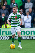 Jonny Hayes (#15) of Celtic FC during the Ladbrokes Scottish Premiership match between Livingston FC and Celtic FC at The Tony Macaroni Arena, Livingston, Scotland on 6 October 2019.