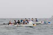 St Peter's Port, Guernsey, CHANNEL ISLANDS,   Killorglin Ladies 4's, [boat 33 winners on both days at the Coastal Rowing  Rowing championships] from the Killorglin Rowing Club, IRELAND.  2006 FISA Coastal Rowing  Challenge,  02/09/2006.  Photo  Peter Spurrier, © Intersport Images,  Tel +44 [0] 7973 819 551,  email images@intersport-images.com