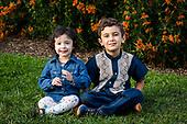 Nesta & Emilia (Nov '17)