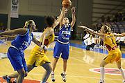 Taranto 08-06-2011<br /> Qualifying Tournament Eurobasket Women 2011<br /> Italia-Romania<br /> Nella foto Angela Gianolla<br /> Foto di Ciamillo-Castoria