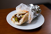 Falafel Sandwich from Philly Gyro ($5.00)