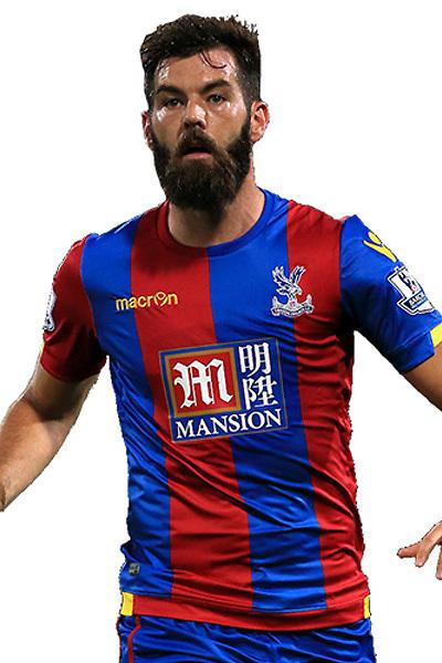 Joe Ledley, Crystal Palace