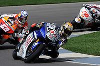 Jorge Lorenzo, Red Bull Indianapolis Moto GP, Indianapolis Motor Speedway, Indianapolis, Indiana, USA, 14, September 2008  08mgp14
