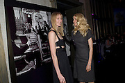 Jade Parfitt and Claudia Schiffer, Dom Perignon and Claudia Schiffer host a celebration of Dom Perignon Oenotheque 1995. The Landau, Portland Place. London W1. 26 February 2008.  *** Local Caption *** -DO NOT ARCHIVE-© Copyright Photograph by Dafydd Jones. 248 Clapham Rd. London SW9 0PZ. Tel 0207 820 0771. www.dafjones.com.