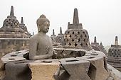 Indonesia: Borobudur & Prambanan temples