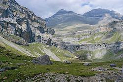 National park Ordesa y Monte Perdido, Aragón, Spain