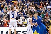 DESCRIZIONE : Berlino Berlin Eurobasket 2015 Group B Iceland Italy <br /> GIOCATORE : Jon Stefansson<br /> CATEGORIA : Controcampo tiro ritardo<br /> SQUADRA : Iceland<br /> EVENTO : Eurobasket 2015 Group B <br /> GARA : Iceland Italy <br /> DATA : 06/09/2015 <br /> SPORT : Pallacanestro <br /> AUTORE : Agenzia Ciamillo-Castoria/Mancini Ivan<br /> Galleria : Eurobasket 2015 <br /> Fotonotizia : Berlino Berlin Eurobasket 2015 Group B Iceland Italy