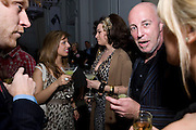 victoria anne bull; IMMODESY BLAIZE;  ANDREW SUTTON;, Launch of Stephanie Theobald's book' A Partial Indulgence'  drinks provided by Ruinart champage nd Snow Queen vodka. The Artesian at the Langham, 1c Portland Place, Regent Street, London W1