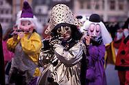 Mardi Gras, Fastnacht, Morgenstreich, City of Basel, Basel Canton, Switzerland