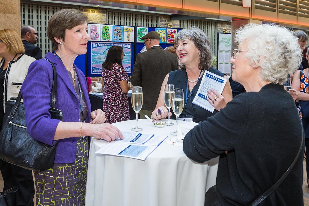 Foundation of Nursing Studies (FoNS) Celebration Event at FoNS in London, England on Wednesday 06 June 2018 Photo Jane Stokes