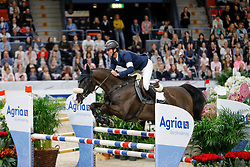 Guerdat Steve, SUI, Alamo<br /> Jumping Final Round 2<br /> Longines FEI World Cup Finals Jumping Gothenburg 2019
