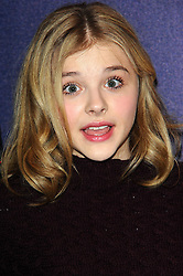 Chloe Moretz attend the opening of the new Tommy Hilfiger store on in London on Thursday 1st December 2011. Photo by: i-Images