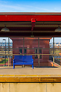 The Wilmington Amtrak Station, Wilmington, De. Photograph by Jim Graham