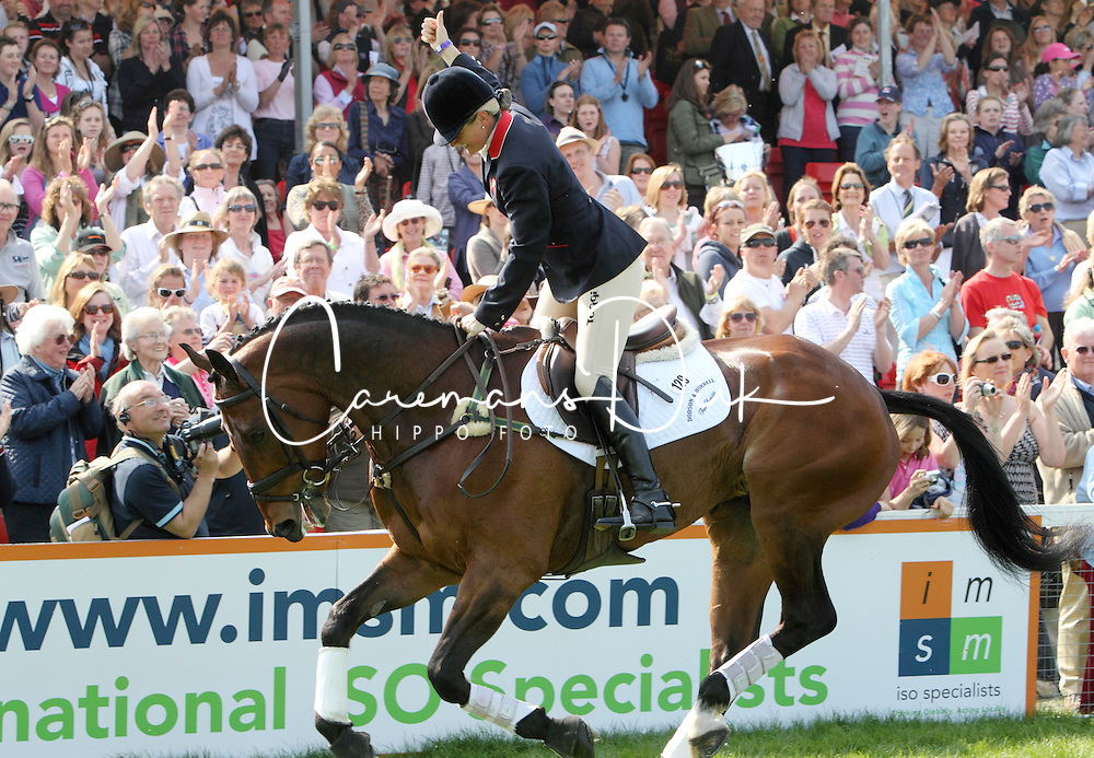 French Piggy (GBR) - Jakata<br /> CIC4* Badminton 2011<br /> &copy; Hippo Foto - Cealy Tetly