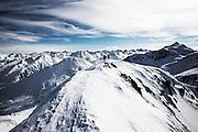Andermatt - ski touring