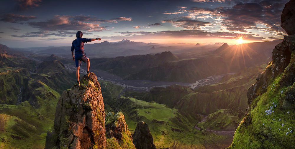 Iceland,selfportrait,panorama,wideangle,sunrise,adventure,maxrive
